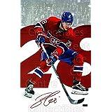 Nathan Beaulieu Hockey Card 2016-17 Montreal Canadiens Postcards #1 Nathan Beaulieu