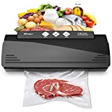 Best Vacuum Sealers - Vacuum Sealer, Automatic Food Vacuum Sealer Machine Review