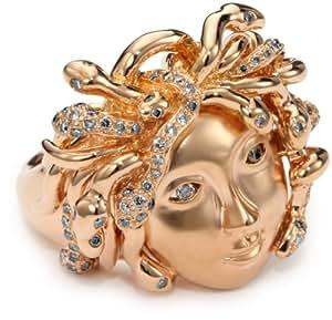 borgioni medusa cocktail ring size 7 jewelry