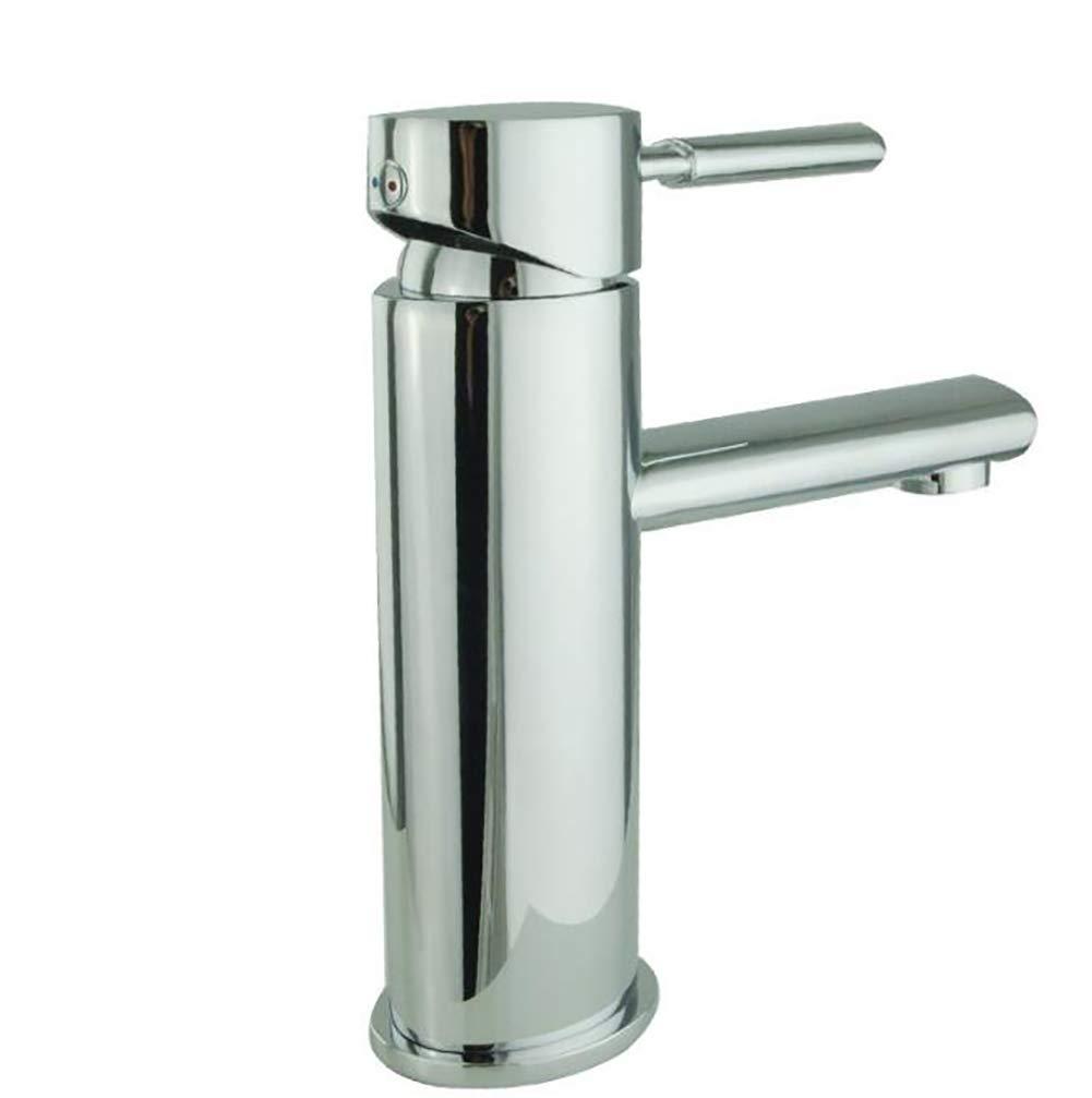Waschbecken Armatur Bad Wasserhahn Waschtisch Mischbatterie Badarmatur Einfach zu installieren Geeignet für Familien