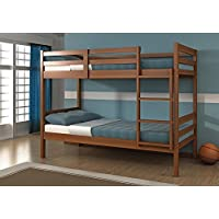 Donco Kids - T/T Econo Bunk Bed - Light Espresso