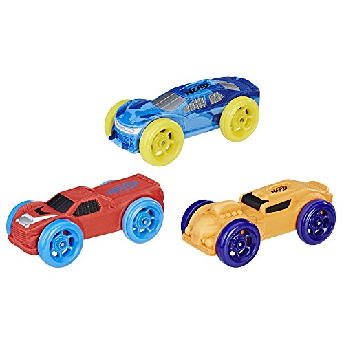 Nerf Nitro Foam Car 3-Pack (Version 2)