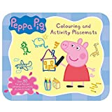 Alligator Books Peppa Pig Placemat Activity Pad