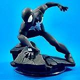 Disney Infinity: Marvel Super Heroes (2.0 Edition) Spider-Man Black Costume Figure by Disney Interactive Studios