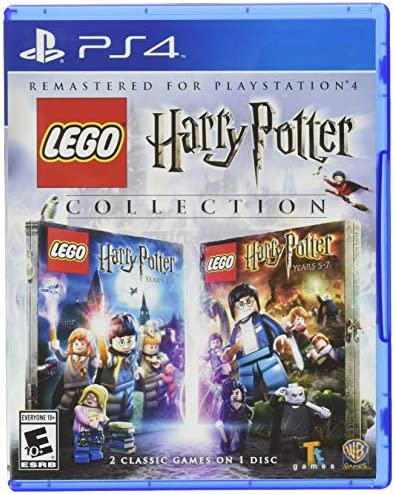 Lego Harry Potter Collection Playstation 4 Amazon Ca Computer And Video Games