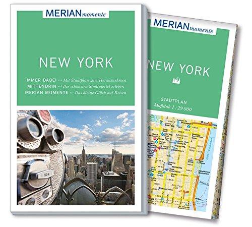 MERIAN momente Reiseführer New York: MERIAN momente - Mit Extra-Karte zum Herausnehmen