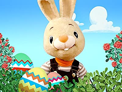 BabyFirst's Easter Special-1 - Easter Fun with Harry the Bunny, Color Crew and More!