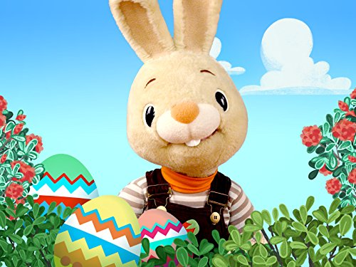 : BabyFirst's Easter Special-1 - Easter Fun with Harry the Bunny, Color Crew and More!