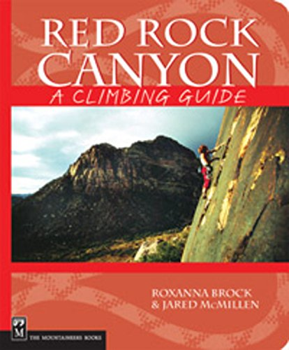 Download Red Rock Canyon: A Climbing Guide (Climbing Guides) pdf epub