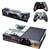 STAR WARS BATTLEFRONT VADER SKIN STICKER XBOX ONE