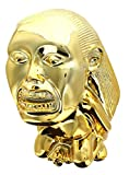 Indiana Jones Idol Golden Fertility Statue | Raiders Of The Lost Ark Movie Prop  Replica | 80s Film Memorabilia and Collectibles | Perfect for Collectors, Cosplay, Costumes