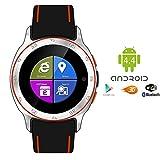Indigi Waterproof Stylish Wrist Watch SmartPhone 3G Android Touch Screen WiFi Unlocked