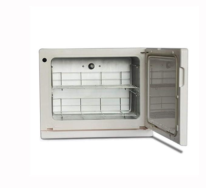 AA-SS Calentador de Toallas en el Interior Ropa hogar UV pequeño Vertical desinfección de Muebles gabinete peluquería jardín de Infantes salón de Belleza: ...
