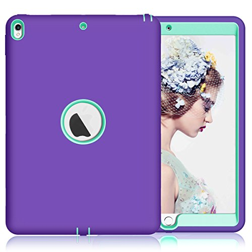 iPad Pro 10.5 A1701/A1709 Case, Hocase High-Impact Shock Abs