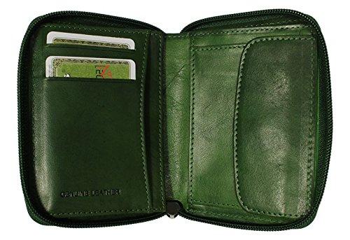 Neue Hand Tasche, Borsa a spalla donna verde verde 1