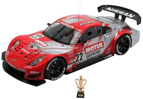 AUTOart 1/18 Nissan Fairlady Z (Z33) '04 JGTC # 22 (MOTUL) ¦ Special Limited ()