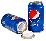 Pepsi Cola 12 fl oz Diversion Hidden Safe Stash Can + 1 Free Laptop Sticker