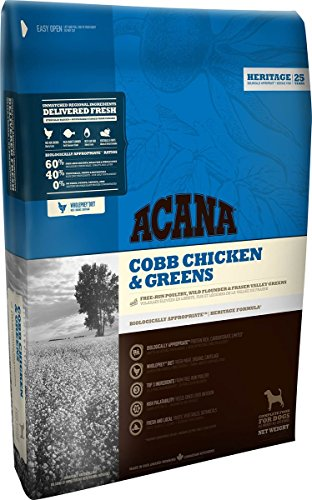 Acana Singles Dry Dog Food: Chicken & Burbank Potato, Trial Size