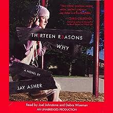 Thirteen Reasons Why | Livre audio Auteur(s) : Jay Asher Narrateur(s) : Debra Wiseman, Joel Johnstone