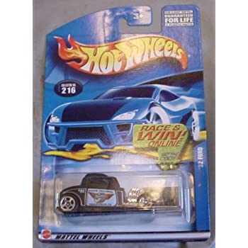 2001 Hot Wheels /'32 Ford #216