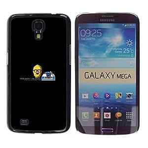 All Phone Most Case / Oferta Especial Duro Teléfono Inteligente PC Cáscara Funda Cubierta de proteccion Caso / Hard Case Samsung Galaxy Mega 6.3 // Funny Droids Robots