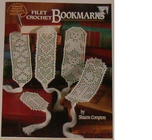 Filet crochet bookmarks (Crochet Bookmarks)