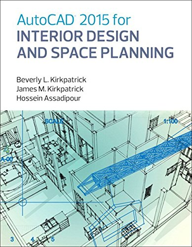 Download AutoCAD 2015 for Interior Design and Space Planning Pdf