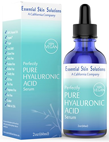 Hyaluronic Acid Serum Moisturizer Anti Aging