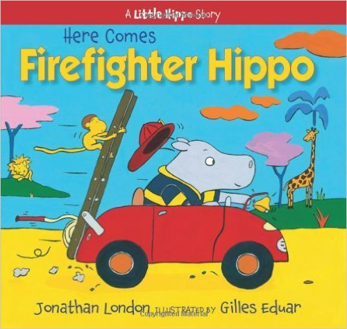 Here Comes Firefighter Hippo PDF
