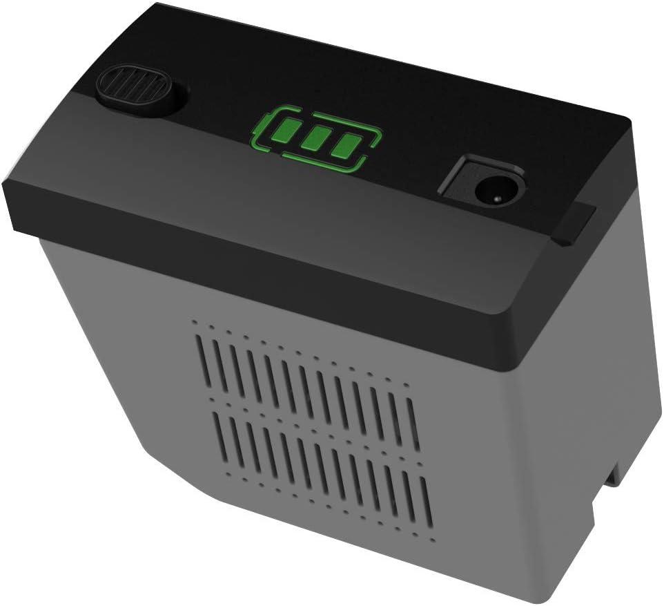 Mamibot mopa580 Black Replacement Accessory for Mopa580 Black