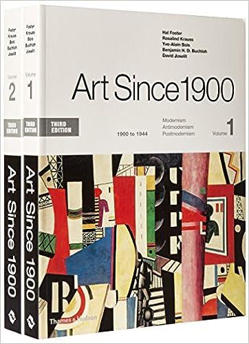 Art since 1900 volume 1 1900 to 1944 volume 2 1945 to the art since 1900 volume 1 1900 to 1944 volume 2 1945 to the present third edition vol two volume set third edition fandeluxe Gallery