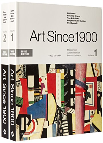 1900's Art (Art Since 1900: Volume 1: 1900 to 1944; Volume 2: 1945 to the Present (Third Edition)  (Vol. Two-Volume Set))