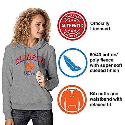 Multiple Teams Sizes NCAA Womens Premium Campus Classic Goodie Hoodie