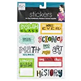 Smarty Pants Notebook Stickers - Pack of 144