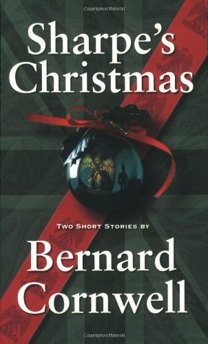 book cover of Sharpe\'s Christmas