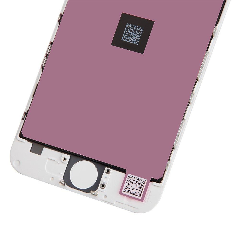 Remplacement Retina Display Complet avec Outils de R/éparation pour iPhone 6 Noir HSX/_Z Ecran LCD Vitre Tactile Pour iPhone 6