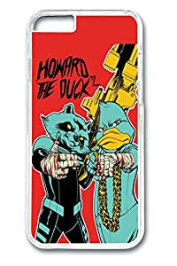 iPhone 6 Case, iPhone 6 Cases - Crystal Clear Protective Hard Case for iPhone 6 Run The Jewels Howard The Duck Slim Fit Clear Hard Case Cover for iPhone 6 4.7 Inches