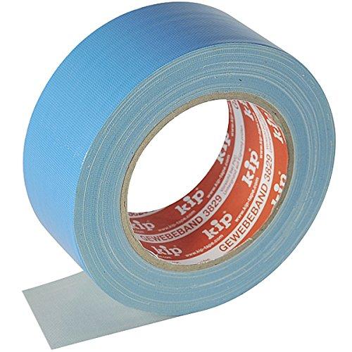 Kip 5022.5Fabric Adhesive Tape 50mm Blue