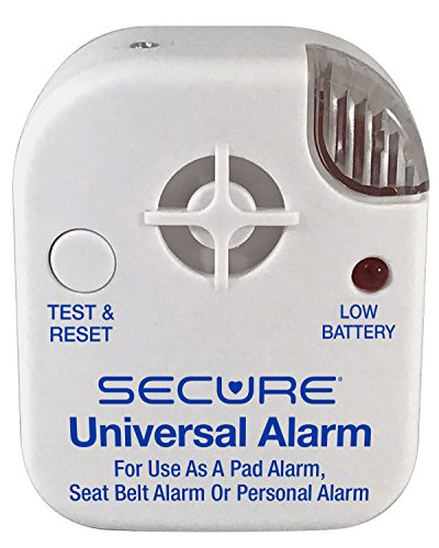 Secure 45CSET-1 Chair and Wheelchair Exit Alarm Set for Elderly Patient Fall and Wandering Prevention by Secure (Image #2)