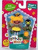 Lalaloopsy mini Royal T. Honey Stripes Bug Collection