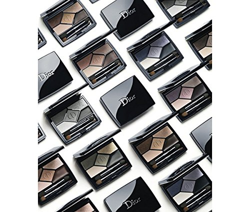 Dior 5 Couleurs Designer Makeup Artist Tutorial Longer-lasting Colour Eyeshadow Palette (708 Amber Design)