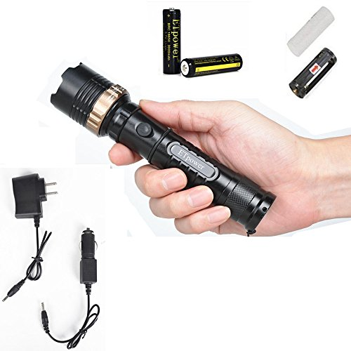 ETpower-1800LM-XM-L-T6-Tactical-Zoomable-flashlight-Light-lamps-with-Rotating-head-2-x-18650-Rechargeable-battery-include-Car-Charger-and-Wall-Charger