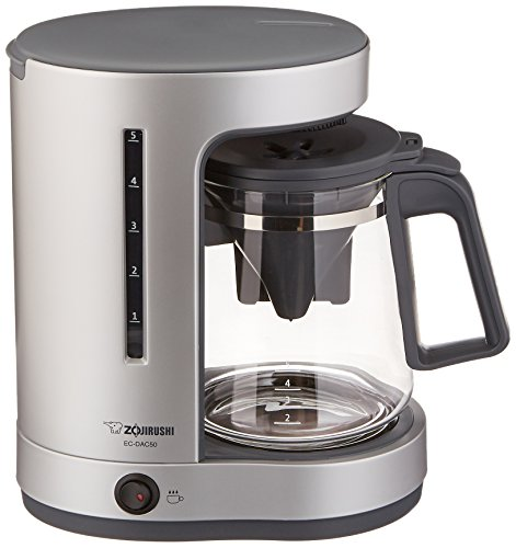 Zojirushi EC-DAC50 Zutto 5-Cup Drip Coffeemaker 11street Malaysia - Coffee Machine & Accessories
