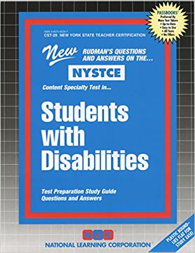 Students with Disabilities (NYS Teacher Certification) (NYSTCE ...