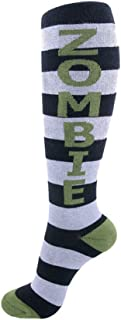 product image for Urban Word Funny Unisex Knee High Socks (Zombie)