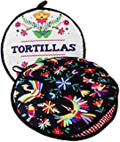 "TWO SIDED! Tortilla Warmer, Size 11"" Insulated"