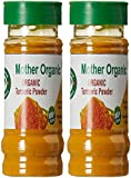 Mother Organic Turmeric Powder Bottle, 3.5 Ounce (Pack Of 2)
