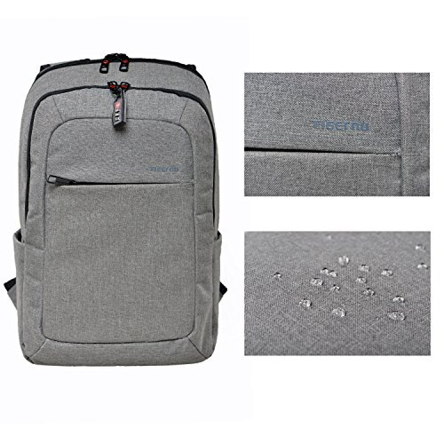 Amazon.com: Kopack Slim Business Laptop Backpacks Anti thief Tear ...