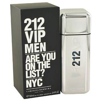 Amazon.com : 212 Vip by Carolina Herrera Eau De Toilette ...