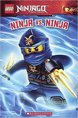 Amazon.com: Ninja Vs. Ninja (Turtleback School & Library ...